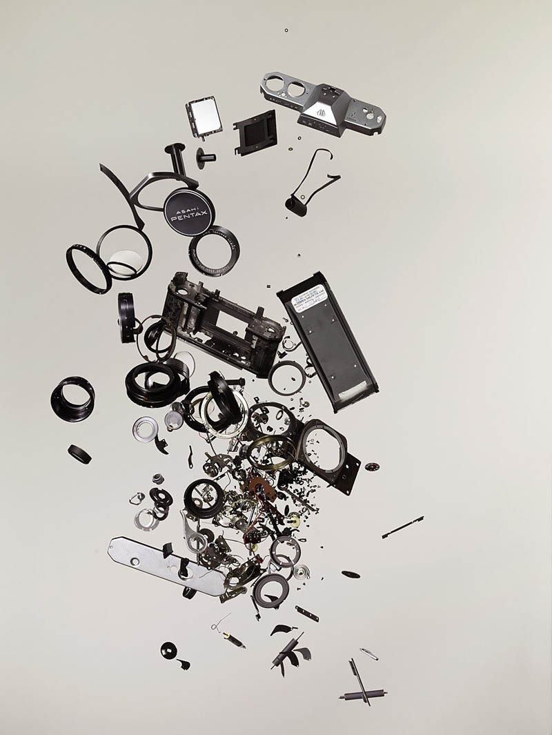 todd mclellan disassebled decontruction art photography 1 The Awesome Deconstruction Art of Todd Mclellan
