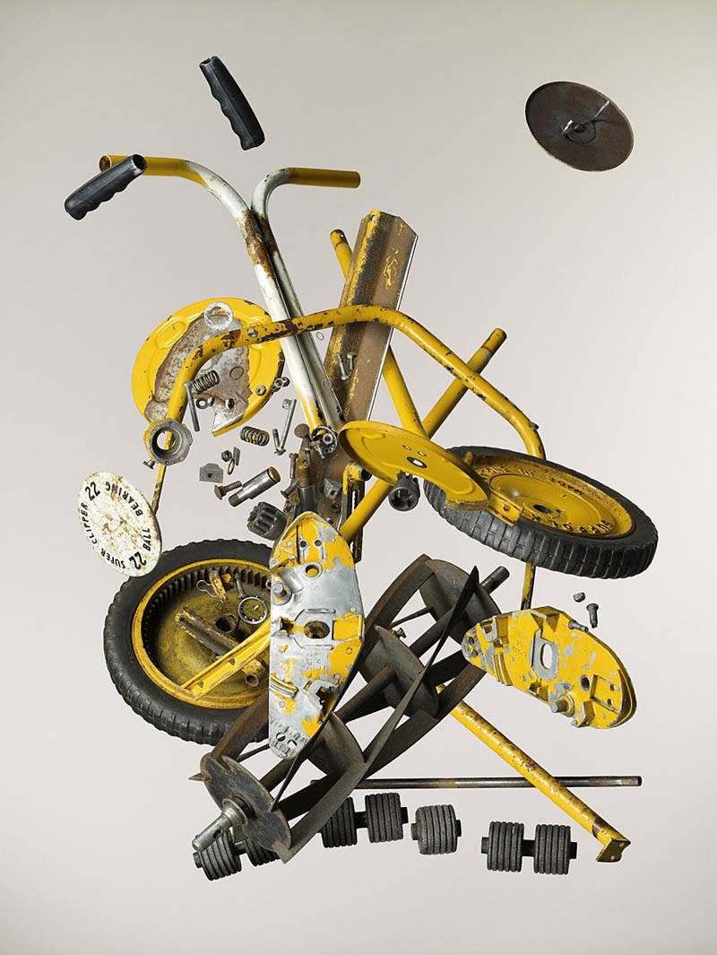 todd mclellan disassebled decontruction art photography 4 The Awesome Deconstruction Art of Todd Mclellan