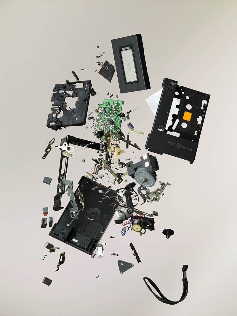 todd mclellan disassebled decontruction art photography 5 The Awesome Deconstruction Art of Todd Mclellan