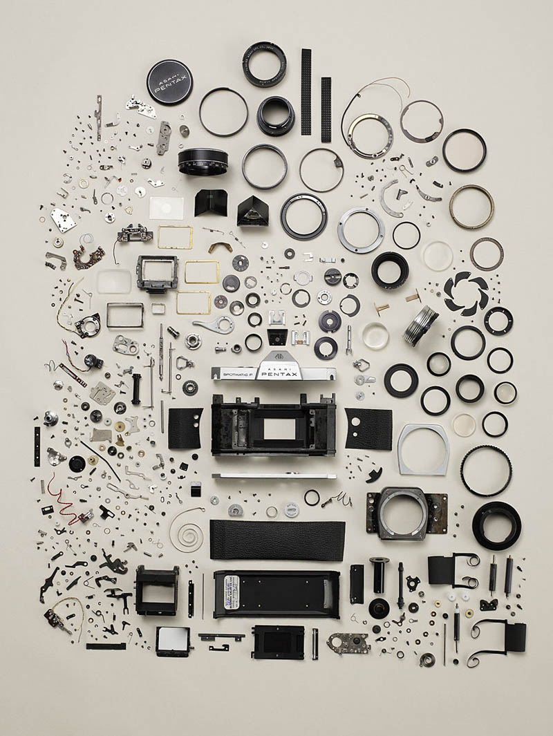 todd mclellan disassebled decontruction art photography 9 The Awesome Deconstruction Art of Todd Mclellan