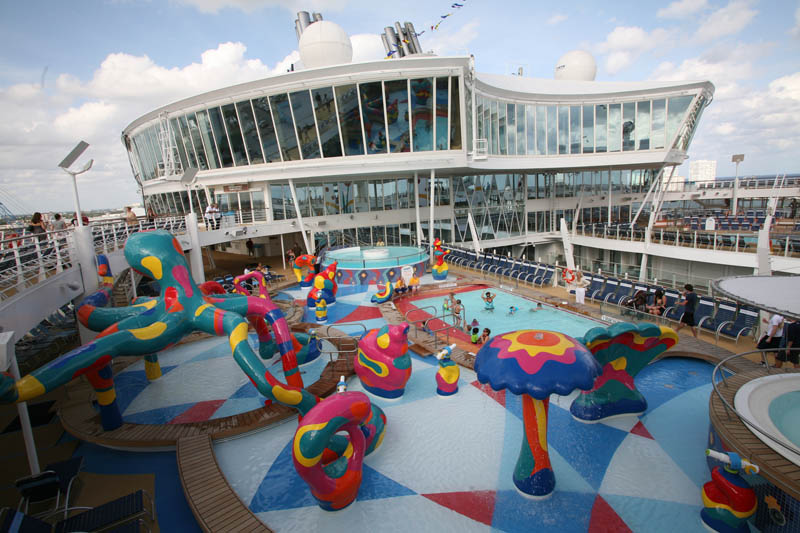 The Worlds Largest Cruise Ship Allure Of The Seas TwistedSifter - Allure cruise ship