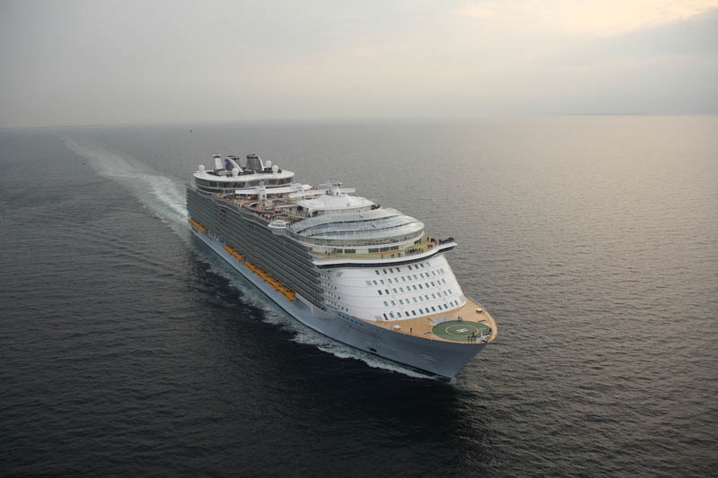 worlds biggest cruise ship allure of the seas royal carribean 25 The Worlds Largest Cruise Ship: Allure of the Seas