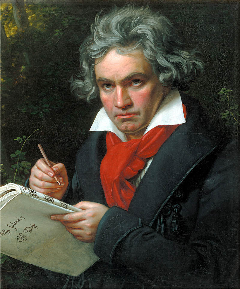 beethoven This Day In History   April 27th