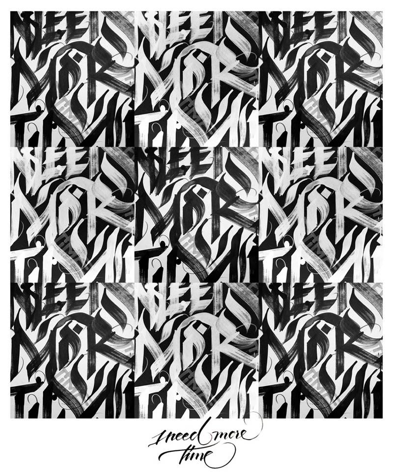 Calligraffiti By Greg Papagrigoriou 25 Pics Twistedsifter