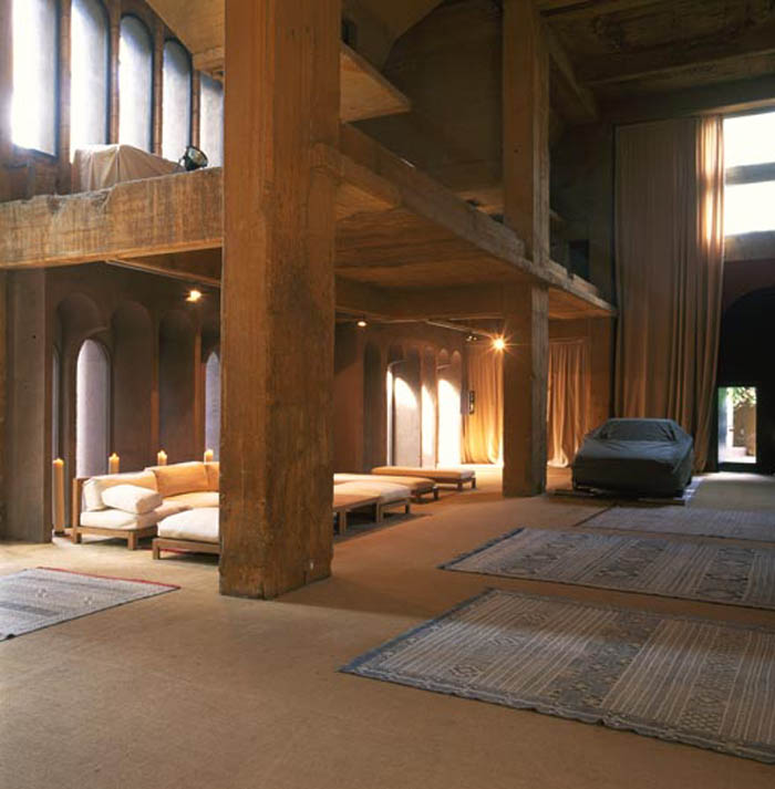 Incredible cement factory conversion in barcelona 30 pics twistedsifter - Old cement factory turned home ...