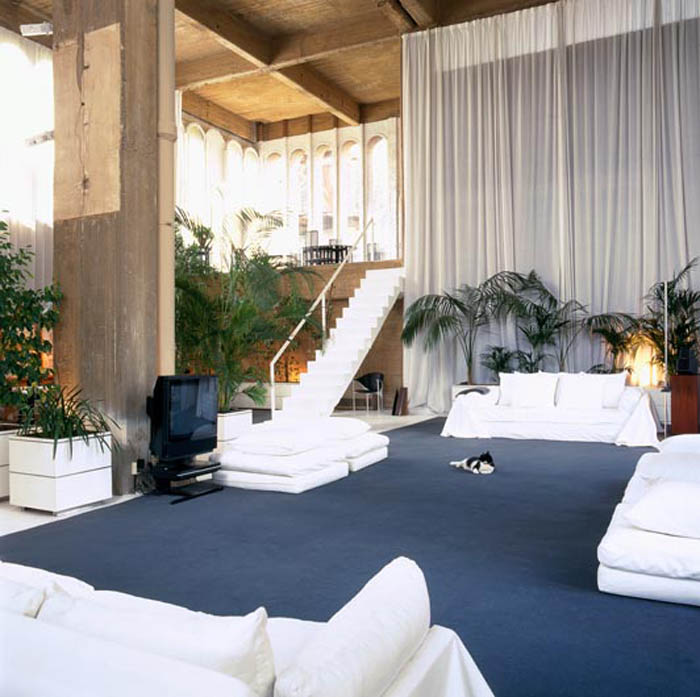 cement factory conversion ricardo bofill barcelona spain 13 Incredible Cement Factory Conversion in Barcelona [30 pics]