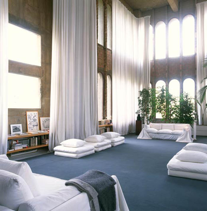 cement factory conversion ricardo bofill barcelona spain 14 Incredible Cement Factory Conversion in Barcelona [30 pics]