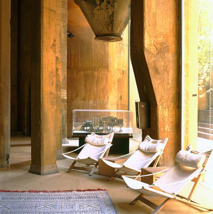 Incredible Cement Factory Conversion In Barcelona 30 Pics Twistedsifter