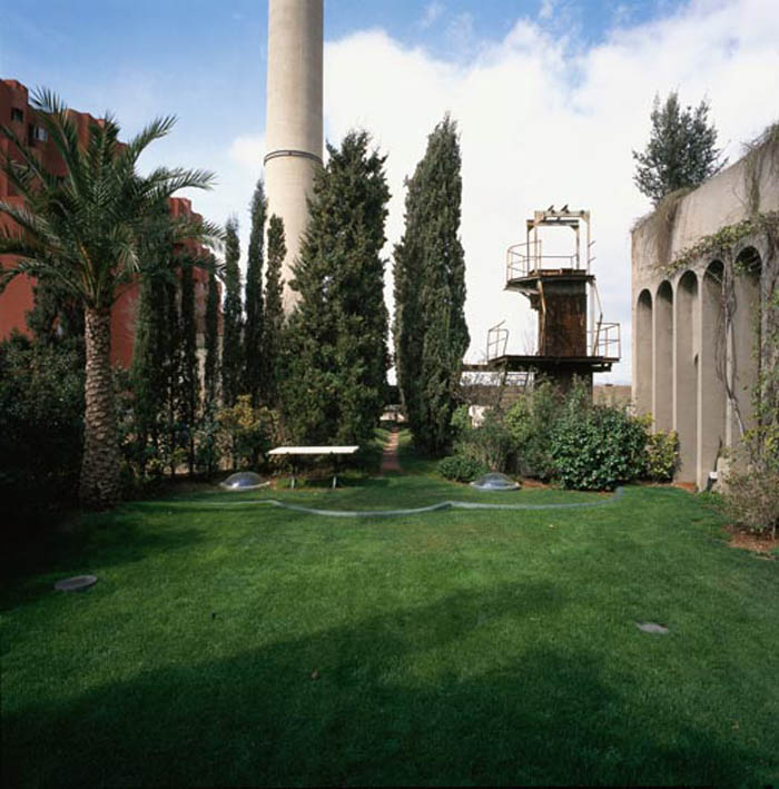 cement factory conversion ricardo bofill barcelona spain 23 Incredible Cement Factory Conversion in Barcelona [30 pics]