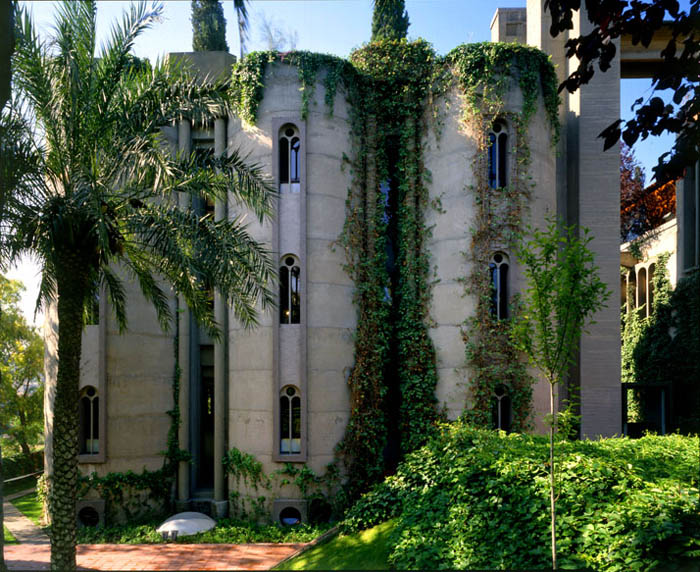 cement factory conversion ricardo bofill barcelona spain 5 Incredible Cement Factory Conversion in Barcelona [30 pics]