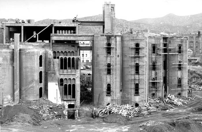 cement factory conversion ricardo bofill barcelona spain 6 Incredible Cement Factory Conversion in Barcelona [30 pics]