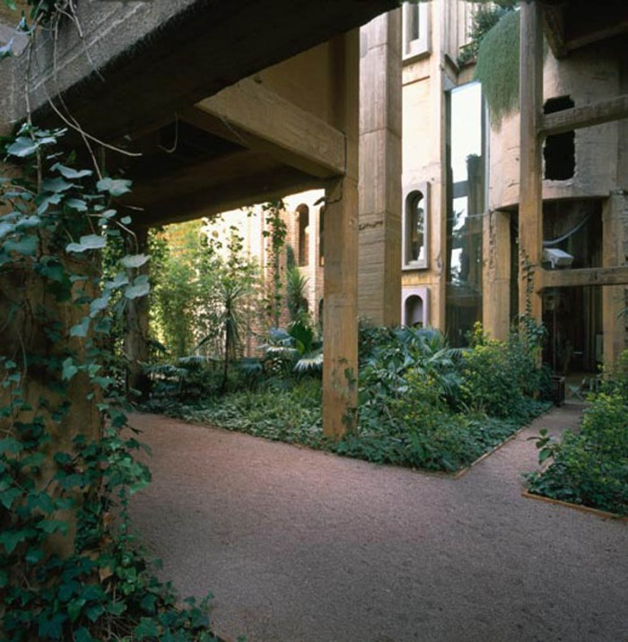 cement factory conversion ricardo bofill barcelona spain 7 Incredible Cement Factory Conversion in Barcelona [30 pics]