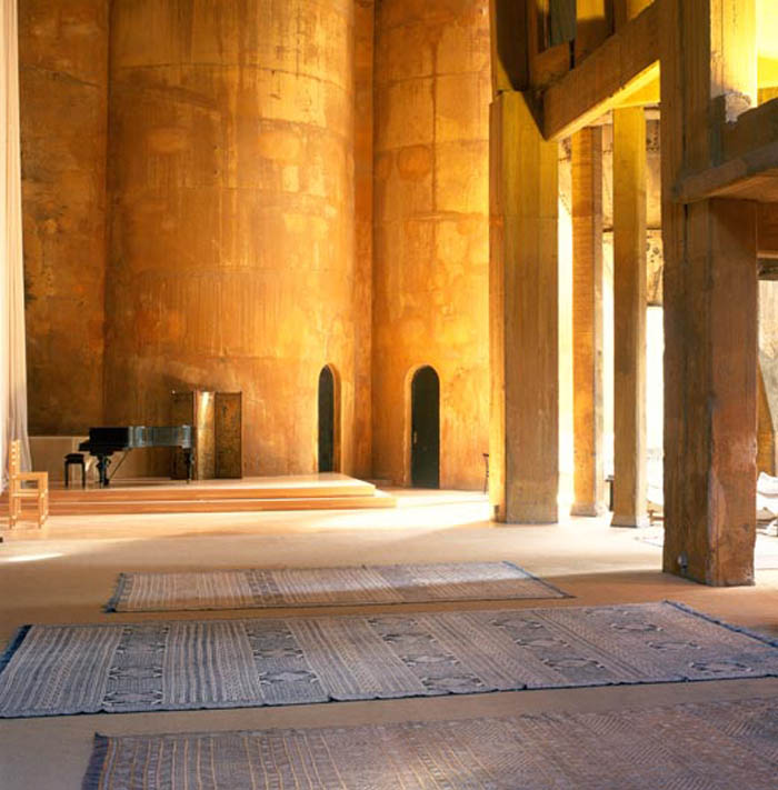 cement factory conversion ricardo bofill barcelona spain 9 Incredible Cement Factory Conversion in Barcelona [30 pics]