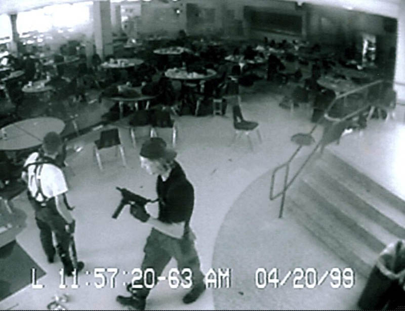 columbine eric harris dylan klebold This Day In History   April 20th