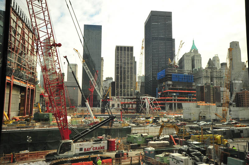 construction site at 1 wtc This Day In History   April 27th