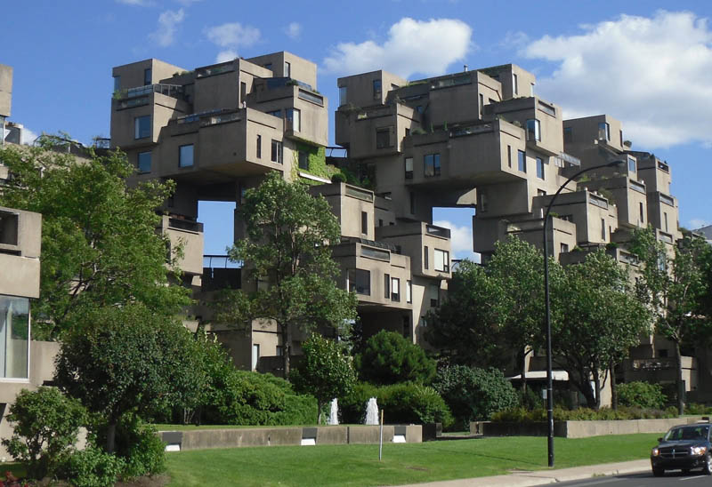 habitat 67 buildings expo montreal worlds fair This Day In History   April 27th