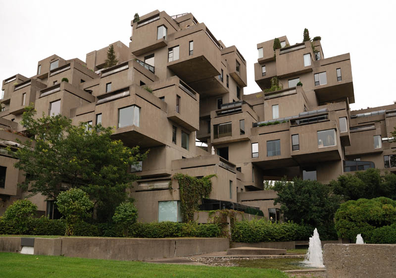 habitat 67 buildings montreal This Day In History   April 27th
