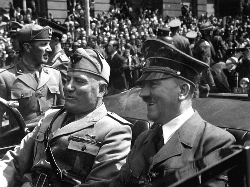 hitler and mussolini together This Day In History   April 27th