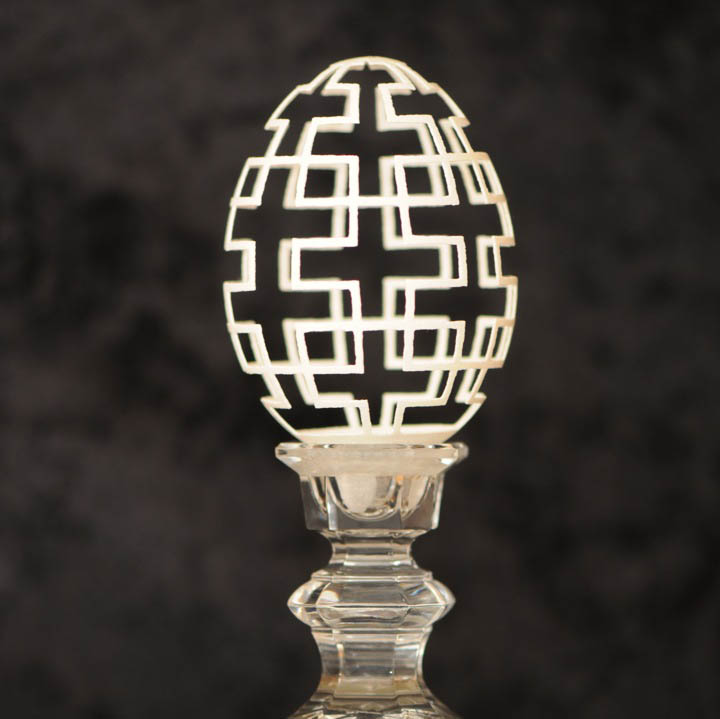 intricate egg art carvings brian baity 20 Intricate Egg Art by Brian Baity [30 pics]