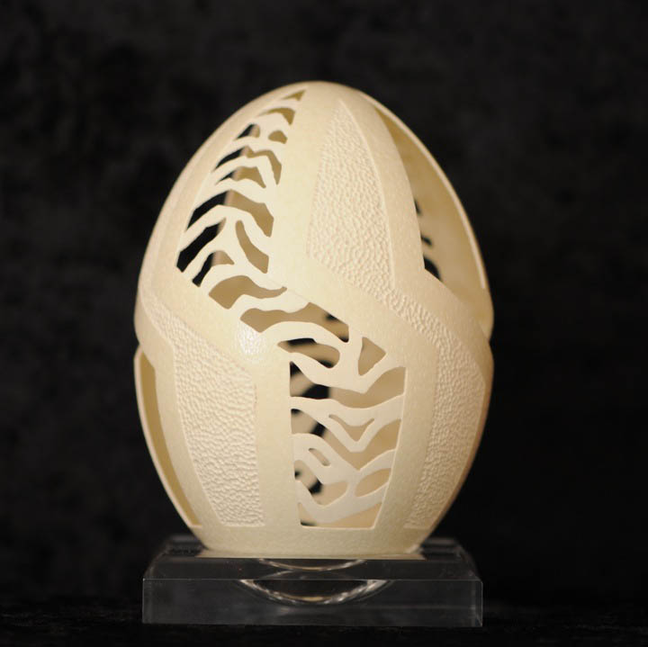 intricate egg art carvings brian baity 24 Intricate Egg Art by Brian Baity [30 pics]