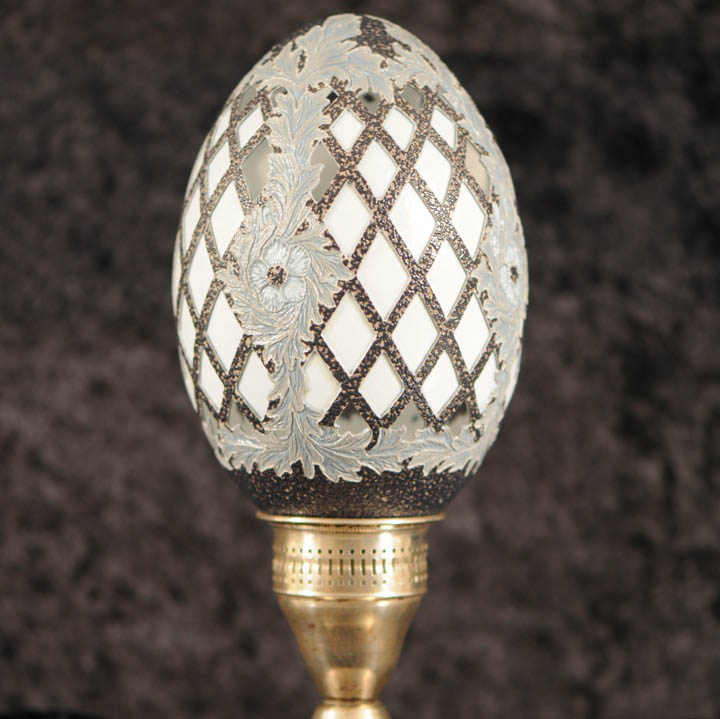 intricate egg art carvings brian baity 6 Intricate Egg Art by Brian Baity [30 pics]