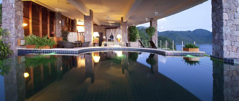 jade mountain st lucia infinity pool every room 26 Jade Mountain: Where All Rooms Have Infinity Pools