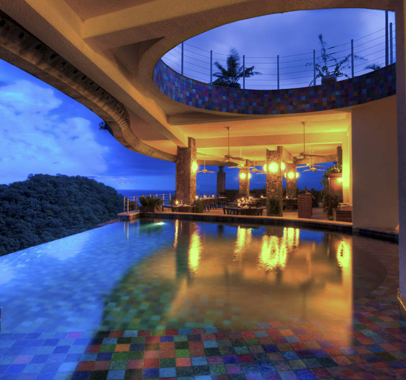 jade mountain where all rooms have infinity pools twistedsifter. Black Bedroom Furniture Sets. Home Design Ideas