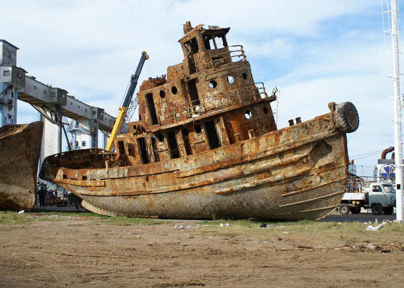 mar del plata argentina 25 Haunting Shipwrecks Around the World
