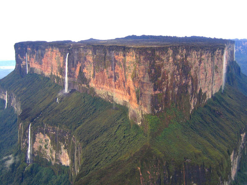 Picture of the Day: Mt. Roraima 2 Billion Years in the Making