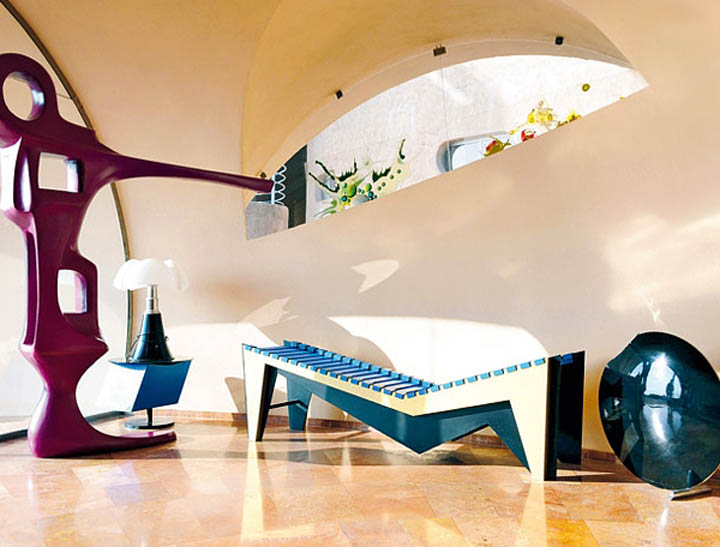 palais bulles palace of bubbles pierre cardin house antti lovag cannes 23 Pierre Cardins Bubble House Palais Bulles by Antti Lovag