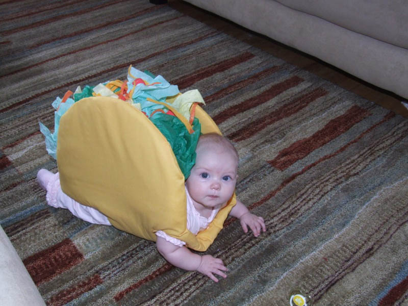 Day Taco Belle Twistedsifter  sc 1 st  Baby Bryone & 19 Amazing Baby Hamburger Costume Photos - Baby Bryone