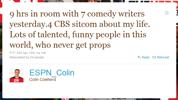 colin cowherd humblebrag The 50 Funniest Humble Brags on Twitter