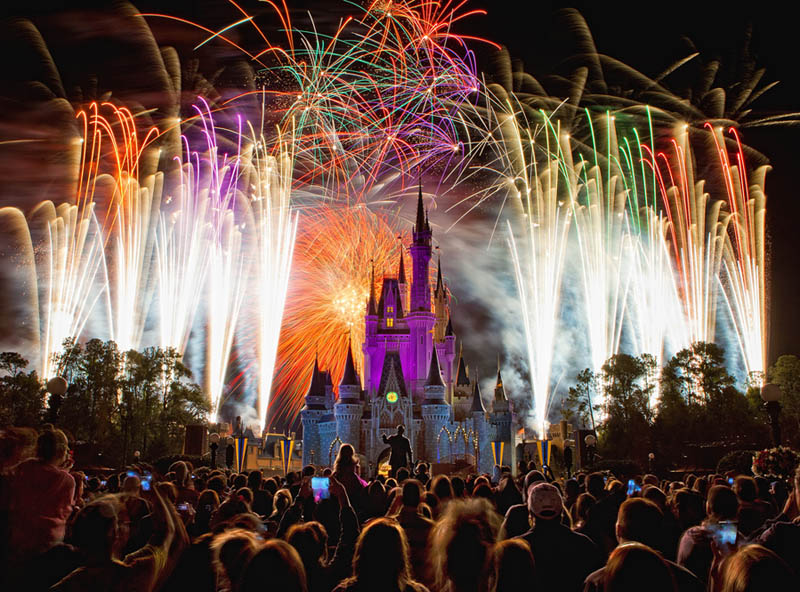 Picture of the Day: Lights, Camera, Action at the MagicKingdom