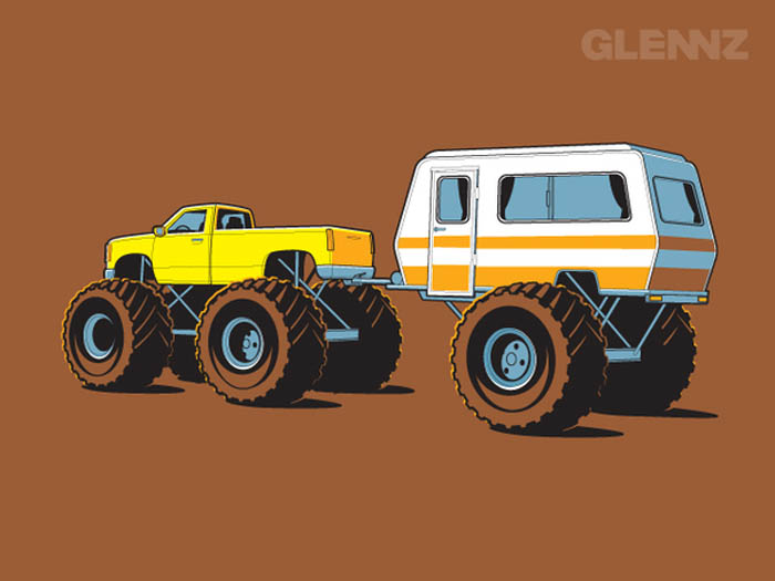 funny and hilarious illustrations by glennz 18 35 Hilarious Illustrations by Glennz