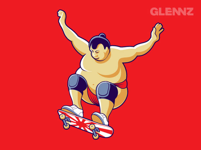 funny and hilarious illustrations by glennz 29 35 Hilarious Illustrations by Glennz