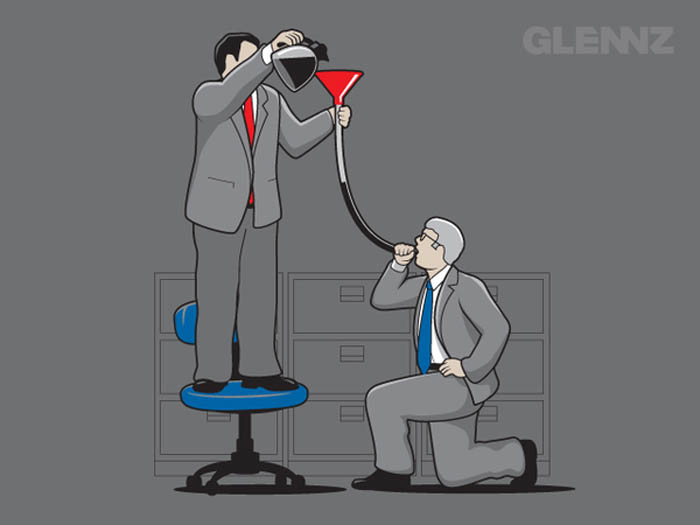 funny and hilarious illustrations by glennz 30 35 Hilarious Illustrations by Glennz