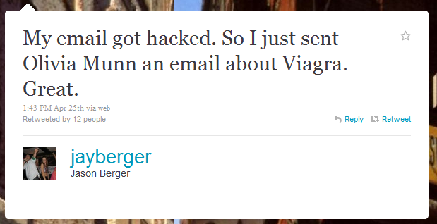 jason berger humblebrag The 50 Funniest Humble Brags on Twitter