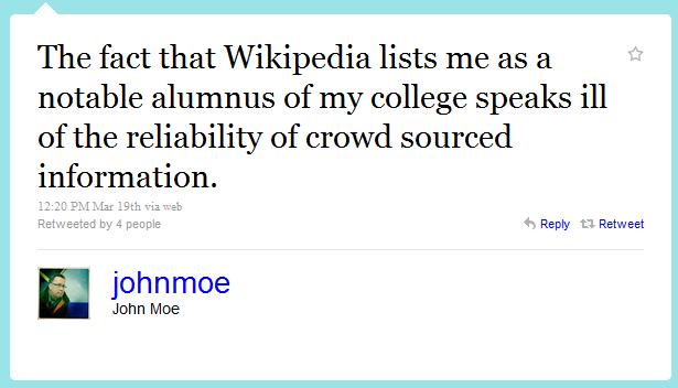 john moe humblebrag The 50 Funniest Humble Brags on Twitter