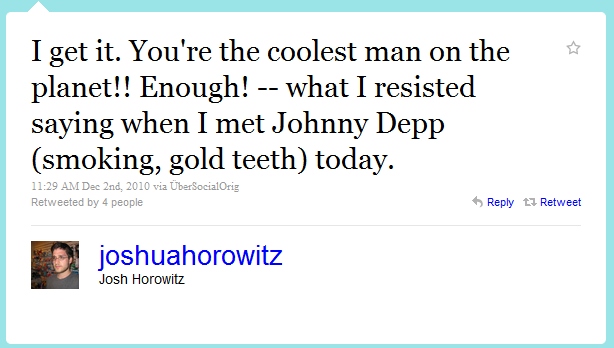 josh horowitz humblebrag The 50 Funniest Humble Brags on Twitter