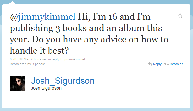 josh sigurdson humblebrag The 50 Funniest Humble Brags on Twitter