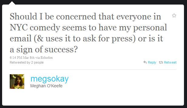 meghan okeefe humblebrag The 50 Funniest Humble Brags on Twitter