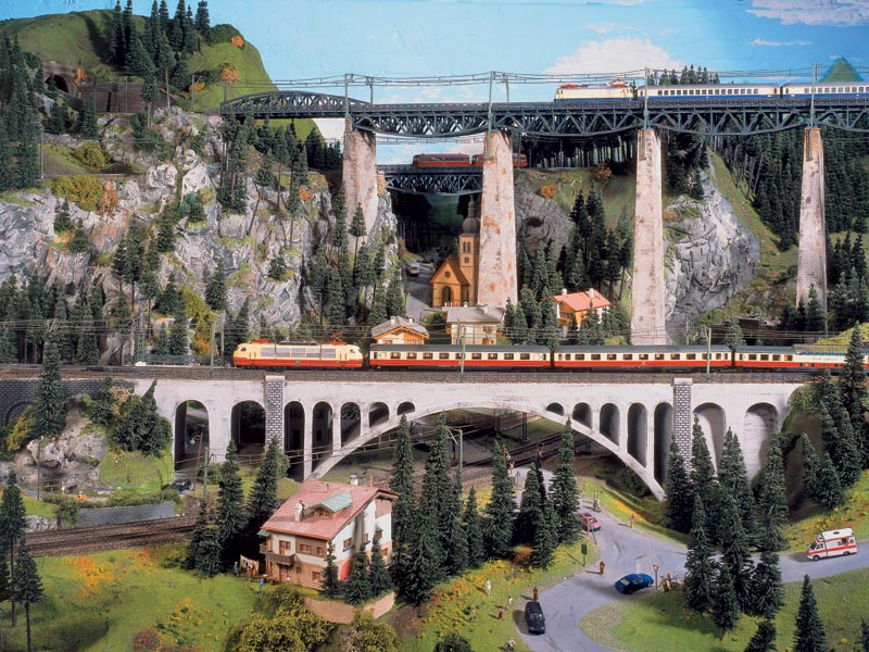 miniatur wunderland miniature wonderland 10 Miniatur Wunderland: Worlds Largest Model Railway