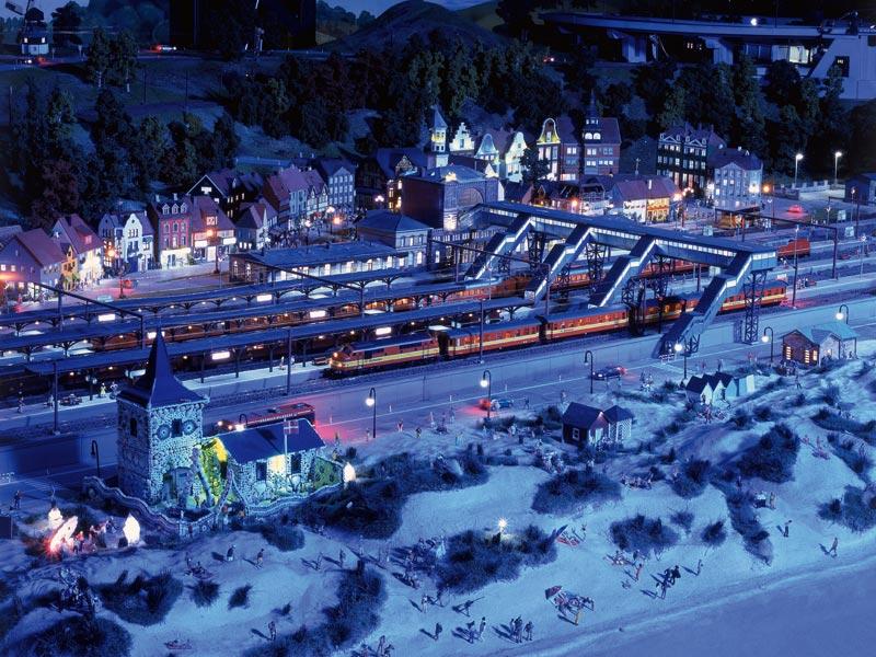 miniatur wunderland miniature wonderland 16 Miniatur Wunderland: Worlds Largest Model Railway