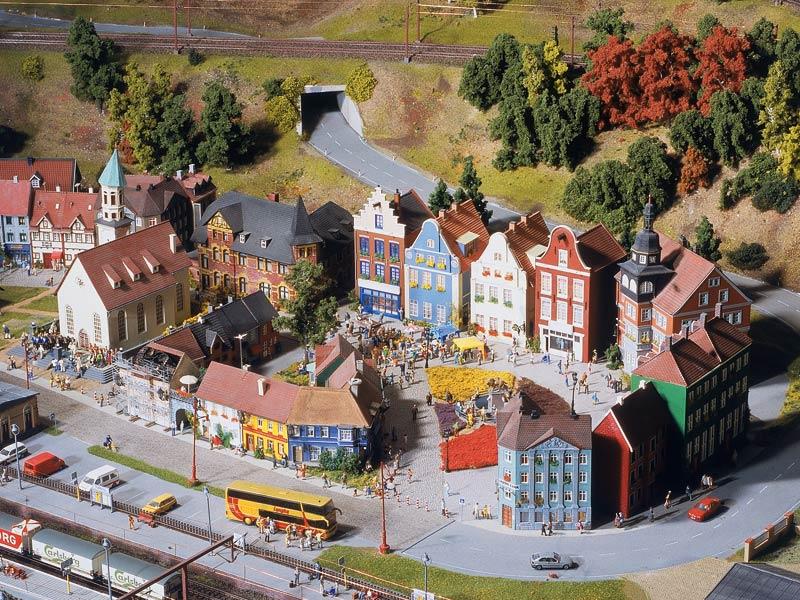 miniatur wunderland miniature wonderland 18 Miniatur Wunderland: Worlds Largest Model Railway