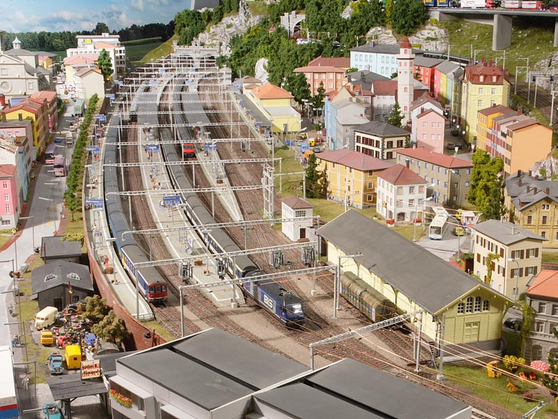 miniatur wunderland miniature wonderland 20 Miniatur Wunderland: Worlds Largest Model Railway