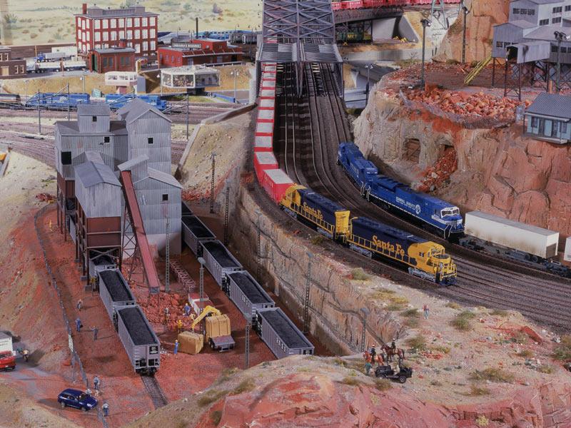 miniatur wunderland miniature wonderland 3 Miniatur Wunderland: Worlds Largest Model Railway