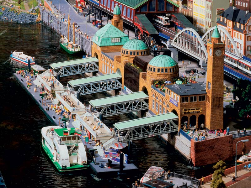 miniatur wunderland miniature wonderland 6 Miniatur Wunderland: Worlds Largest Model Railway
