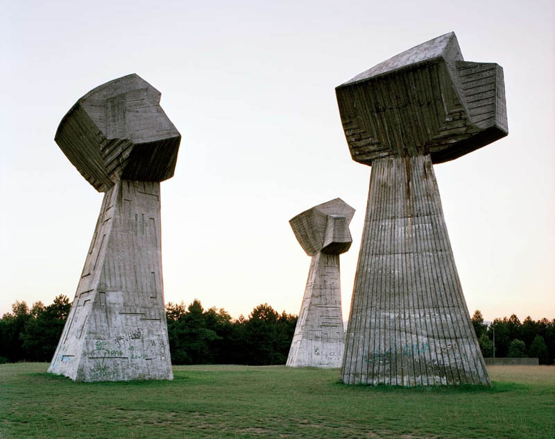 old monuments yugoslavia spomeniks jan kempenaers 10 Forgotten Monuments from the former Yugoslavia