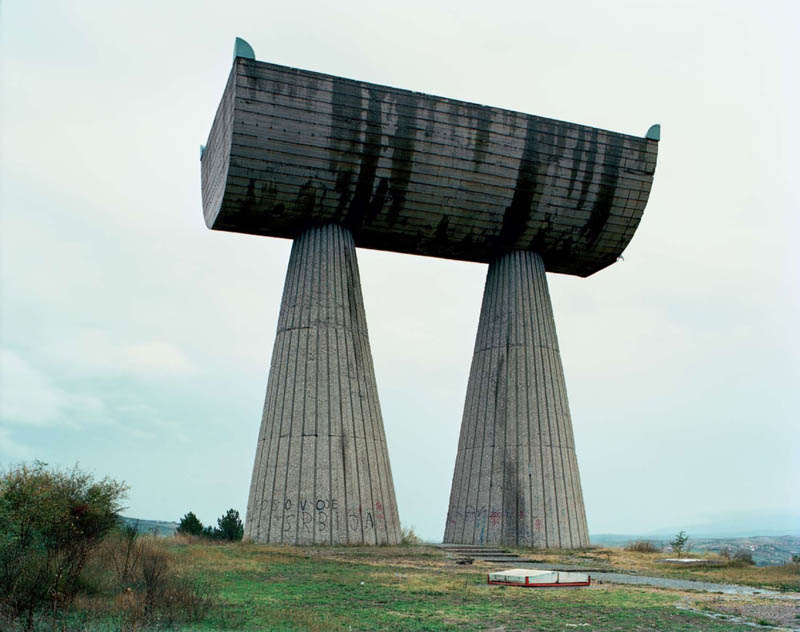 old monuments yugoslavia spomeniks jan kempenaers 17 Forgotten Monuments from the former Yugoslavia