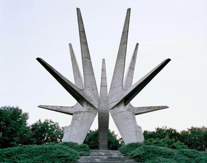 old monuments yugoslavia spomeniks jan kempenaers 3 Forgotten Monuments from the former Yugoslavia